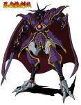 armor ashtar bizarre demon hellstinger helmet horns large mask nes ninja_gaiden ninja_ryukenden nintendo old_school oldschool sword tall tecmo