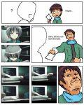 card_crusher crying humor kyon meme nagato_yuki parody sad spoiler suzumiya_haruhi_no_shoushitsu suzumiya_haruhi_no_yuuutsu