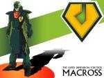 alien armor britai_kridanik commander cyborg faceplate logo lowres macross macross:_do_you_remember_love? military military_uniform the_super_dimension_fortress_macross uniform zentradi