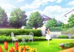 clannad dress ichinose_kotomi summer_dress tagme