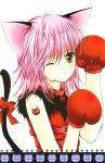 animal_ears hinamori_amu nekomimi peach-pit screening shugo_chara!