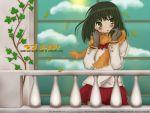kore_ga_watashi_no_goshujin-sama kurauchi_anna scarf tagme