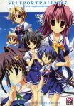 clear miyagino_sayu motomachi_haruno naruse_mamoru okamoto_nonoka seifuku the_flyers tsukimura_miki yukino_natsuki