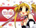kore_ga_watashi_no_goshujin-sama maid sawatari_mitsuki tagme watermark