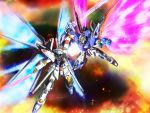 destiny_gundam energy_sword gundam gundam_seed gundam_seed_destiny mecha sparkle strike_freedom_gundam sword wallpaper weapon wings