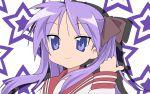 1girl hiiragi_kagami lucky_star stars tagme