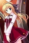 aqua_eyes blonde_hair choco_chip dress hairband prima_stella touhouin_shizuka