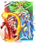 blaziken personification pokemon sceptile sumeshi swampert