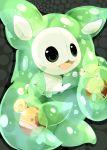 no_humans pokemon pokemon_(creature) pokemon_(game) pokemon_black_and_white reuniclus solo transparent viu