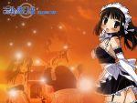 kore_ga_watashi_no_goshujin-sama kurauchi_anna maid sawatari_izumi sawatari_mitsuki signed