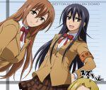 armband hagimura_suzu height_difference kenji_t1710 midget school_uniform seitokai_yakuindomo shichijou_aria