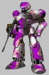 arl-99 helldiver mecha patlabor recolor