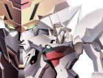 fumizuki_homura kurogane_no_linebarrel linebarrel machina_(robot) mecha no_humans simple_background