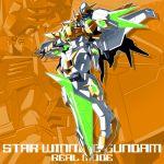 gundam gundam_build_fighters gundam_build_fighters_try kouchi_(kouichi-129) mecha star_winning_gundam star_winning_gundam_(real_mode)gundam