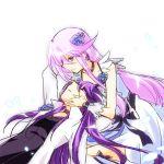 cure_moonlight_mirage dark_persona dual_persona heartcatch_precure! long_hair magical_girl multiple_persona precure purple_hair sekihara_umina tsukikage_yuri unagi_no_kabayaki