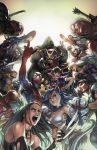 \m/ alvin_lee amaterasu animal_ears arm_up armor avengers black_hair blonde_hair blue_eyes blue_hair bracelet breasts brown_eyes brown_hair bun_cover capcom captain_america cat_ears cat_tail china_dress chinese_clothes chris_redfield chun-li claws cleavage crossover dante darkstalkers deadpool devil_may_cry devil_may_cry_3 doctor_doom double_bun dougi dr_doom earrings epic everyone facial_hair felicia fingerless_gloves fur gloves goatee green_hair green_skin gun hairband hammer handgun head_wings headband headset helmet highres hood hulk iron_man jewelry katana kobun long_hair marvel marvel_vs._capcom marvel_vs._capcom_3 marvel_vs_capcom marvel_vs_capcom_3 mask megaman_legends morrigan_aensland official_art okami ookami_(game) open_mouth resident_evil rockman rockman_dash ryu ryuu_(street_fighter) saejin_oh sheath sheathed shield skull spider spider-man spiked_bracelet spikes star steve_rogers street_fighter sword tail thor thor_(marvel) tongue tron_bonne udon_entertainment vampire_(game) viewtiful_joe viewtiful_joe_(character) weapon white_hair winged_helmet wings wink wolf wolverine x-23 x-men