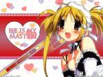 arm_garter elbow_gloves gloves kore_ga_watashi_no_goshujin-sama maid sawatari_mitsuki wallpaper watermark