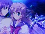 asuka_mirai game_cg male mikeou nanairo_kouro night