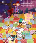 arnold christmas gerald_johannsen gift helga_g_pataki hey_arnold! kinako_(moment) nickelodeon