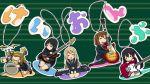 16:9 chibi drum drum_set guitar highres hirasawa_yui instrument k-on! katochin keychain kotobuki_tsumugi nakano_azusa pantyhose school_uniform synthesizer tainaka_ritsu wallpaper