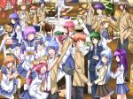 angel_beats! bad_id char_(angel_beats!) christmas christmas_tree everyone fujimaki_(angel_beats!) highres hinata_(angel_beats!) hisako_(angel_beats!) irie_(angel_beats!) iwasawa maid matsushita naoi_ayato noda_(angel_beats!) ooyama_(angel_beats!) otonashi_(angel_beats!) sekine shiina_(angel_beats!) swordsouls table tachibana_kanade takamatsu takeyama_(angel_beats!) tenshi_(angel_beats!) tk_(angel_beats!) yui_(angel_beats!) yuri_(angel_beats!) yusa yusa_(angel_beats!)