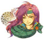 faris_scherwiz final_fantasy final_fantasy_v headband kurai_(artist) kurai_(campanella) long_hair lowres purple_hair smile solo