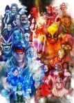 albert_wesker amaterasu animal_ears armor arthur beard bengus between_breasts big_hair bionic_commando black_hair blonde_hair blue_hair bracelet breasts bun_cover capcom cape captain_america cat_ears cat_tail china_dress chinese_clothes choker chris_redfield chun-li claws cleavage crimson_viper crmk dante dark_skin darkstalkers deadpool devil_may_cry doctor_doom dormammu double_bun dougi earrings everyone facial_hair fangs fantastic_four felicia final_fight fire frown full_armor goatee green_eyes green_hair green_skin grin hair_ribbon hairband hairlocs hand_on_hip head_wings headband helmet highres hips hood hulk iron_man jean_grey jewelry katana knight large_breasts lips long_hair looking_at_viewer m.o.d.o.k. magneto makaimura marvel marvel_vs._capcom marvel_vs._capcom_3 marvel_vs_capcom marvel_vs_capcom_3 mask mike_haggar modok morrigan_aensland mustache nathan_spencer necktie official_art okami ookami_(game) open_mouth orange_hair pantyhose phoenix phoenix_(x-men) pointy_ears pompadour power_armor red_eyes resident_evil ribbon rockman rockman_dash rockman_x ryu ryuu_(street_fighter) she-hulk sheath sheathed shield sir_arthur_(makaimura) skull smile spider spider-man spiked_bracelet spikes star start steve_rogers storm storm_(x-men) street_fighter sunglasses super-skrull super_skrull sword tail teeth thor thor_(marvel) tongue trench_coat trish tron_bonne vampire_(game) viewtiful_joe viewtiful_joe_(character) weapon white_eyes white_hair winged_helmet wink wolf wolverine x-23 x-men zero zero_(rockman)