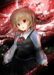 blonde_hair ex-rumia highres red_eyes rumia short_hair solo the_embodiment_of_scarlet_devil touhou youkai