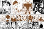 60s astro_boy atom atom_(tetsuwan_atom) comparison monochrome oldschool pluto pluto_(manga) pluto_(tetsuwan_atom) spoilers tetsuwan_atom tezuka_osamu urasawa_naoki
