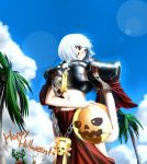 adepta_sororitas armor bad_id ball beachball eien_no_sai_tori halloween happy_halloween jack-o'-lantern jack-o'-lantern ork orkz pale_skin pumpkin purity_seals red_eyes short_hair sisters_of_battle tau warhammer_40k white_hair