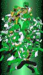 6+boys am-atlas choudenshi_bioman choujuu_sentai_liveman chouriki_sentai_ohranger choushinsei_flashman clover_king deka_green denshi_sentai_denziman denzi_green dragon_ranger engine_sentai_go-onger gekisou_sentai_carranger ginga_green go-on_green go_green gokai_green gosei_sentai_dairanger green green_flash green_racer green_sai green_two hikari_sentai_maskman himitsu_sentai_goranger jakq_dengekitai kaizoku_sentai_gokaiger kyouryuu_sentai_zyuranger kyuukyuu_sentai_gogo_five magi_green mahou_sentai_magiranger male mido_ranger mirai_sentai_timeranger multiple_boys ninpuu_sentai_hurricaneger oh_green samurai_sentai_shinkenger seijuu_sentai_gingaman shinken_green shishi_ranger shurikenger super_sentai time_green tokusou_sentai_dekaranger x1_mask