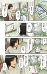 child comic cosplay koiwai_yotsuba mr_koiwai san_roku_maru san_roku_maru_(cosplay) translated translation_request xbox xbox_360 yotsubato!