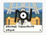 baseball_cap fake_screenshot hat n_(pokemon) pokemon pokemon_(creature) pokemon_(game) pokemon_black_and_white pokemon_bw pun romaji translated unown unownglyphics