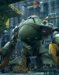 character_request hangar mecha mobile_suit_gundam noba pilot z'gok zeon zock