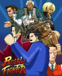 6+boys antenna_hair beard black_eyes black_hair blanka blonde_hair blue_hair break brown_eyes brown_hair chun-li clenched_hand clenched_teeth closed_eyes cravat crossover dark_skin dhalsim earrings edmond_honda eyes_closed facial_hair fist flying_kick formal garyuu_kyouya gloves godot guile gyakuten_kenji gyakuten_saiban itonokogiri_keisuke jewelry karuma_mei ken_masters kicking male mayutsuba mitsurugi_reiji multiple_boys muscle naruhodou_ryuuichi necktie no_mask odoroki_housuke open_mouth pantyhose parody pen_behind_ear pencil poorly_drawn rou_shiryuu ryuu_(street_fighter) sharp_teeth short_hair silver_hair street_fighter street_fighter_ii suit teeth whip white_hair wood zangief