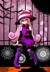 cross dress frills gothic_lolita hat hugh-ga lolita_fashion long_hair male necklace nintendo paper_mario paper_mario:_the_thousand-year_door paper_mario_rpg personification pink_eyes pink_hair pixiv_thumbnail scarf solo super_mario_bros. trap vivian witch_hat