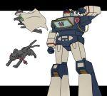 kaenbyou_rin kaenbyou_rin_(cat) komeiji_satori laserbeak parody ravage reiuji_utsuho robot soundwave touhou transformers yoshida_(pixiv)