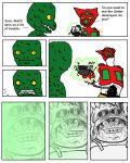 card_crusher crazy damaged death getter-1 getter_robo mecha meme monster musashi_tomoe reptiloids spoilers