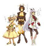 evil_tiga kaibutsu-kun kingjoe pantyhose parody personification pointy_ears ultra_series ultra_seven_(series) ultraman_(1st_series) ultraman_tiga_(series) umitsuki zetton
