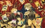 ada_vessalius alice_(pandora_hearts) eliot_nightray gilbert_nightray jack_vessalius liam_lunettes oz_vessalius pandora_hearts vincent_nightray xerxes_break