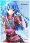 blue_eyes blue_hair elbow_gloves fire_emblem fire_emblem:_monshou_no_nazo fire_emblem_mystery_of_the_emblem gloves konataeru long_hair pegasus_knight sheeda