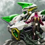 bandai barnaby_brooks_jr highres igunuk kaburagi_t_kotetsu mecha multiple_boys power_armor power_suit product_placement superhero tiger_&_bunny