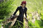 axel figure kingdom_hearts photo tagme