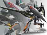 cannon five_star_stories highres igunuk led_mirage mecha mortar_headd oldschool science_fiction shield zoom_layer