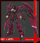 gundam_epyon gundam_wing highres ledjoker07 mecha no_humans