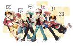 >:o 6+boys 6boys ^_^ alternate_costume azurebloom backwards_hat baseball_cap closed_eyes dual_persona everyone eyes_closed fingerless_gloves glomp gloves gold_(pokemon) gold_(pokemon)_(classic) gold_(pokemon)_(remake) hat heart hibiki_(pokemon) hug kouki_(pokemon) kouki_(pokemon)_(remake) male multiple_boys musical_note pokemon pokemon_(game) pokemon_diamond_and_pearl pokemon_dppt pokemon_emerald pokemon_firered_and_leafgreen pokemon_frlg pokemon_gold_and_silver pokemon_gsc pokemon_heartgold_and_soulsilver pokemon_hgss pokemon_platinum pokemon_red_and_green pokemon_rgby pokemon_rse pokemon_ruby_and_sapphire red_(pokemon) red_(pokemon)_(classic) red_(pokemon)_(remake) shorts speech_bubble spoken_face spoken_heart spoken_musical_note winter_clothes yuuki_(pokemon) yuuki_(pokemon)_(remake) yuuki_(pokemon_emerald)