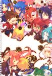 ... 6+boys 6+girls ? alice_(tales_of_symphonia_kor) aqua_(tales_of_symphonia) aqua_eyes aqua_hair blonde_hair blue_eyes blue_hair blush brown_hair colette_brunel decus emil_castagnier everyone genis_sage glasses green_eyes headband heart highres lloyd_irving marta_lualdi mieu minatsume multiple_boys multiple_girls musical_note pink_hair presea_combatir raine_sage red_eyes red_hair redhead regal_bryant richter_abend sharp_teeth sheena_fujibayashi solid_circle_eyes tales_of_(series) tales_of_symphonia tales_of_symphonia_knight_of_ratatosk tales_of_the_abyss tenebrae wince wings yellow_eyes zelos_wilder