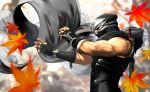 absurdres dead_or_alive highres male mask ninja ninja_gaiden official_art ryu_hayabusa solo sword weapon