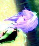 koredemoka little_queen purple_eyes purple_hair serori_(koredemoka) solo tales_of_(series) tales_of_graces tree violet_eyes