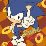 bukiko gloves lowres no_humans smile solo sonic sonic_the_hedgehog